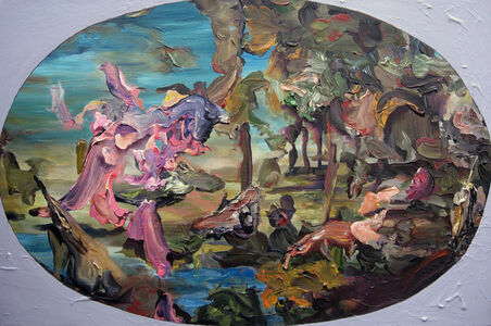 Iain Andrews, 'The Hunting of Titain', 2011
