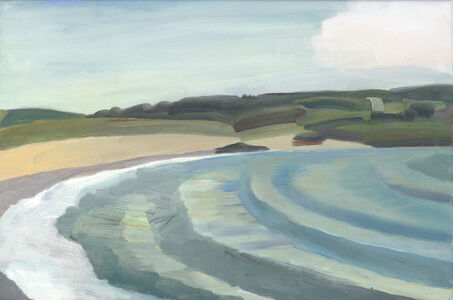 Martha Armstrong, 'Waves and Shore, Ireland', 2016
