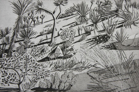 Kate Crook, 'Joshua Tree #2', 2017