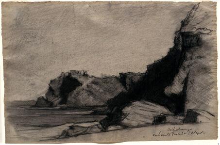 Albert Lebourg, 'Landscape', 1872-1876