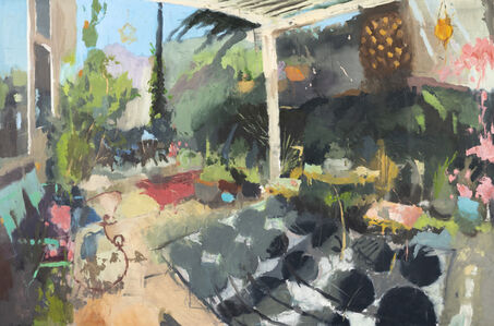 Wade Schuster, 'Altar, Garden', ca. 2018