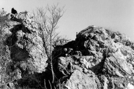 Gianni Berengo Gardin, 'Marcello Mariani, rocce d'Abruzzo', 2007