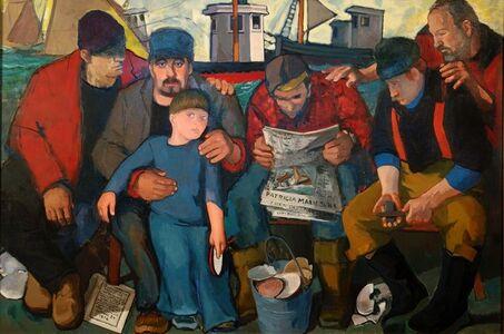 Salvatore Del Deo, 'The Shuckers', 1976-2001