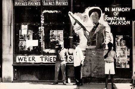Paola Agosti, 'Boston, quartiere afroamericano Roxbury', 1972