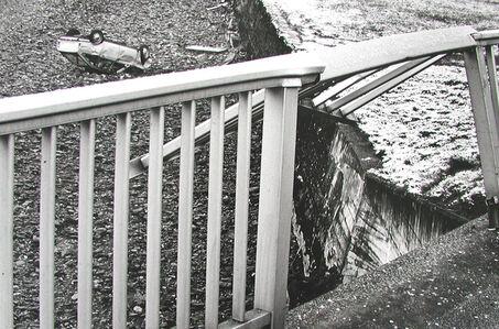 Arnold Odermatt, 'Buochs', 1976