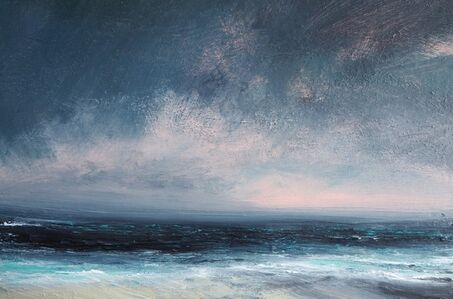 Ruth Brownlee, 'Winter Rain at Dusk, Quendale', 2019