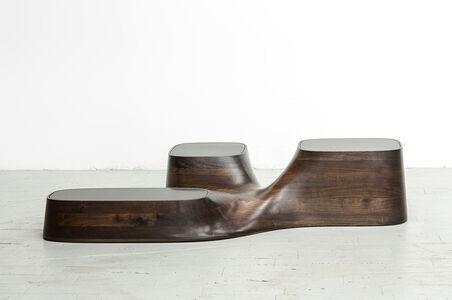 gt2P, 'Suple Bounding Form: Manufactured Landscapes Table, Bench ', 2018