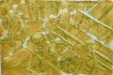 RUTH WEISBERG, 'Exodus', 2004