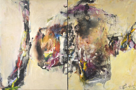 Chuang Che 莊喆, 'Untitled (Diptych)', 2016