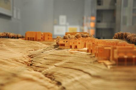 Louis Kahn, 'Salk Institute for Biological Studies (model)', 1959-1965