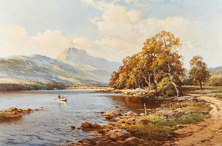 William McGregor Paxton, 'The Fisherman'