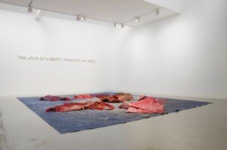 Ivan Grubanov, 'THE LOVE OF LIBERTY BROUGHT US HERE', 2015
