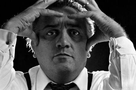 Henri Dauman, 'Federico Fellini, 1970', 1970