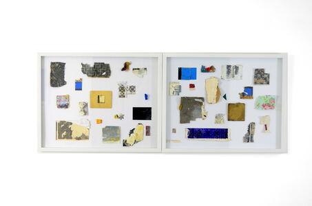 Yanira Collado, 'Untitled (dyptyque)', 2019