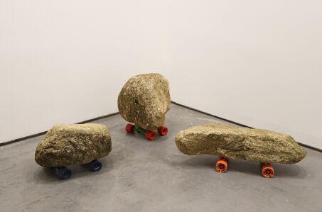 Eugenio Ampudia, 'Paisaje móvil', 2017