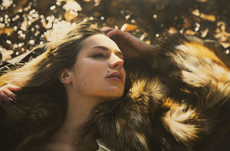 Yigal Ozeri, 'Untitled, Zuzanna 01', 2016