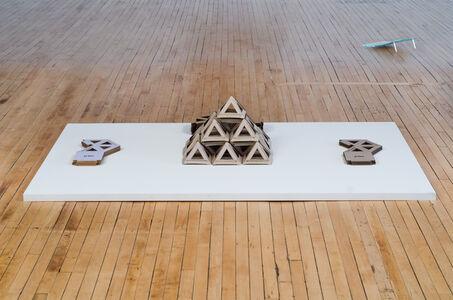 Prima Sakuntabhai, 'Pyramid(s)', 2014