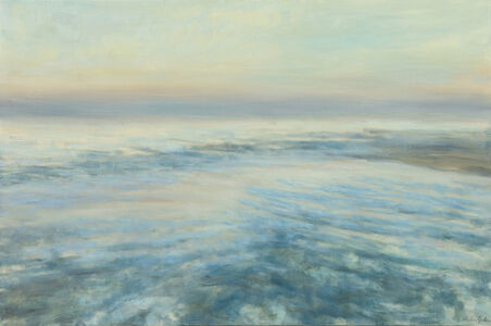Dolores Justus, 'Early Beach'