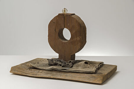 George Herms, 'Untitled Ring Sculpture', ca. 1960