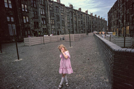 Raymond Depardon, 'Glasgow, Scotland', 1980