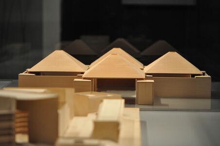 Louis Kahn, 'Jewish Community Center (model)', 1991