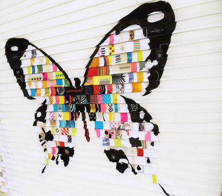 Madison Gallery at Dallas Art Fair 2014, installation view