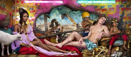 David LaChapelle, 'The Rape of Africa', 2009