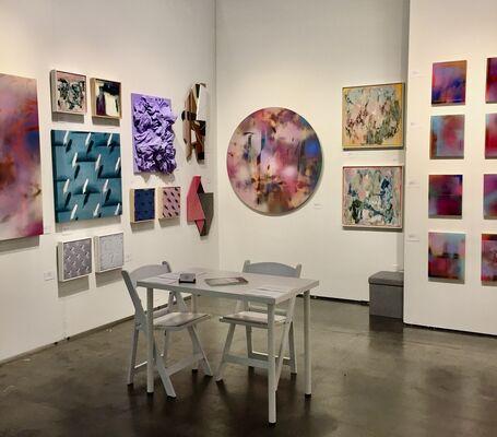 STELLA RIPLEY at SCOPE Miami Beach 2019, installation view