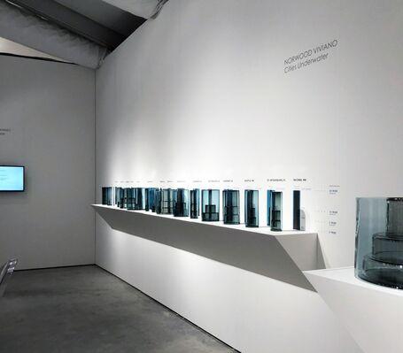 Heller Gallery at Art Miami 2018, installation view