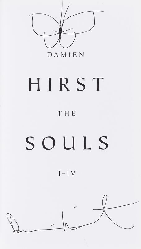 Damien Hirst, 'The Souls', 2012, Books and Portfolios, Hardback book, Forum Auctions