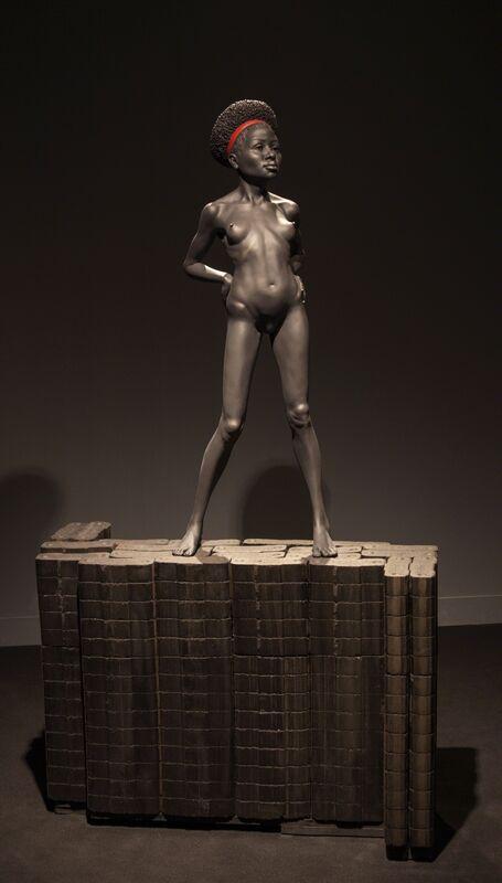 Peter Simon Mühlhäußer, 'Abigail', 2013, Sculpture, Bronze, Accesso Galleria