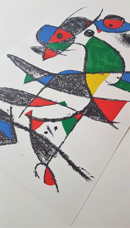 Joan Miró, 'Lithographie Originale IX', 1977, Print, Color Lithograph, Cerbera Gallery