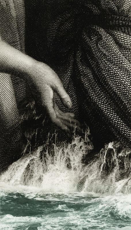Dorothy Cross, 'Tear ii', 2009, Print, Intaglio, Stoney Road Press