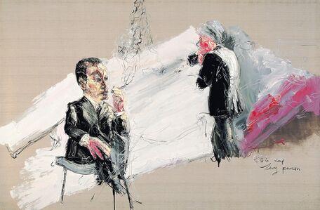 Zeng Fanzhi 曾梵志, 'Andy Warhol's Photoshoot', 2004