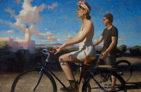 "Joseph Todorovitch, '""Ride""', 2017"