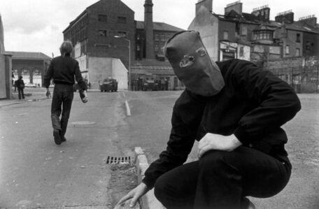 Chris Steele Perkins, 'Riot, 10° birthday. Derry, Northern Island. Great Britain ', 1979