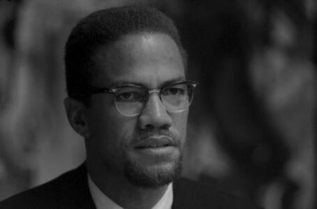 John 'Hoppy' Hopkins, 'Malcolm X speaks in Notting Hill, London, England', 1964