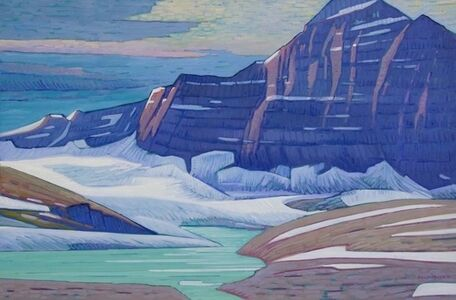 Nicholas Bott, 'Defrosting Glacier', 2019
