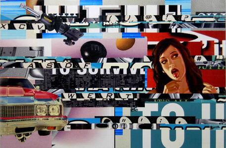 Mark Vinci, 'Sensatrac', 2015
