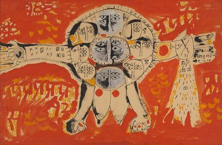 Prabhakar Barwe, 'Yantra III', 1964