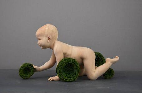 Christian Verginer, 'Rolling nests', 2019