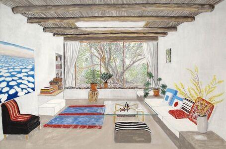 Damian Elwes, 'Georgia O'Keefe's Home', 2018