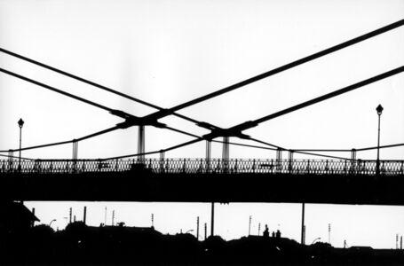 Alexandre Vitkine, 'Travée centrale, Pont de Vitry', 1967
