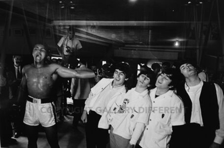 Chris Smith, 'Muhammad Ali Versus the Beatles', N/A
