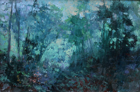 Sue Barrasi, 'INTO THE WOODS', 2020