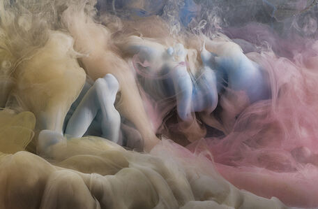 Kim Keever, 'Abstract 39543', 2018