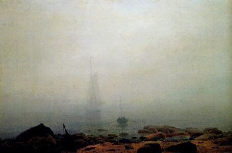 Caspar David Friedrich, 'Nebel (fog)', 1807