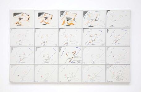 """Kolkoz, '""""Portraits arabes"""" (L'Origine du Monde)'"""