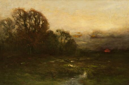 Charles Melville Dewey, 'Long Island Sunset', ca. 1910