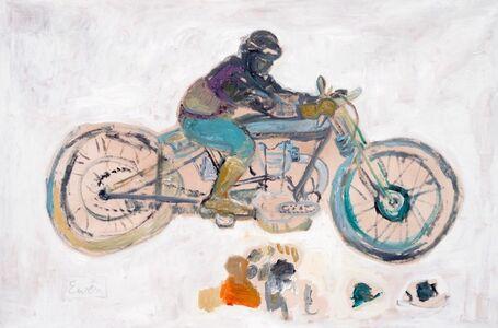 Anne-Louise Ewen, 'Motorbike', 2016